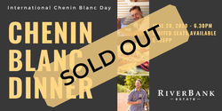 Chenin Blanc Dinner 20th June