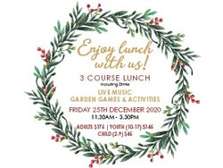 Christmas Lunch 2020 - Adult